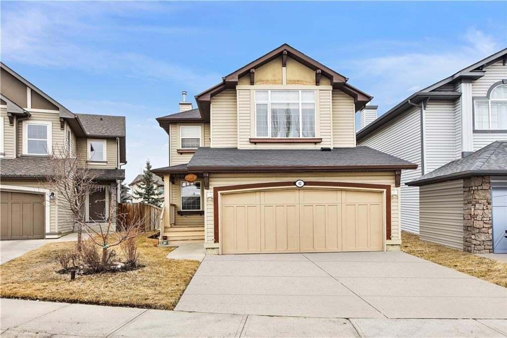 House for sale at 62 New Brighton Ci SE New Brighton, Calgary Alberta - MLS: C4292553