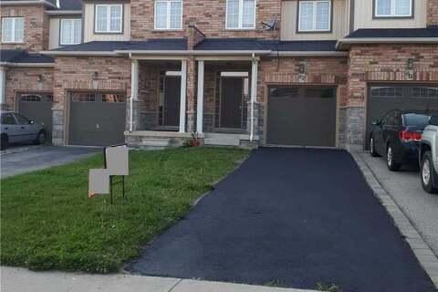 Townhouse for sale at 62 Nisbet Blvd Hamilton Ontario - MLS: X4812526