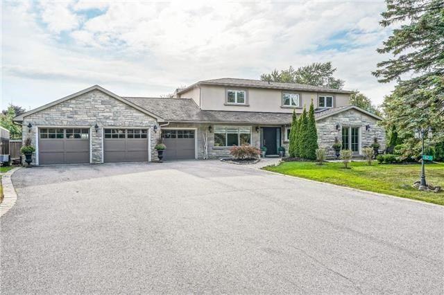 House for sale at 62 Noblewood Drive King Ontario - MLS: N4313383