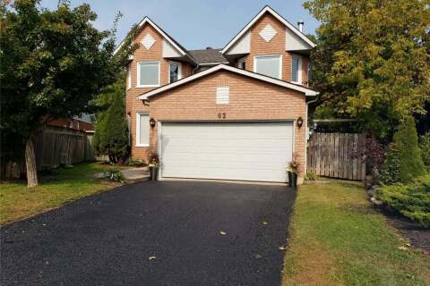 House for sale at 62 O'shaughnessy Cres Barrie Ontario - MLS: S4924057
