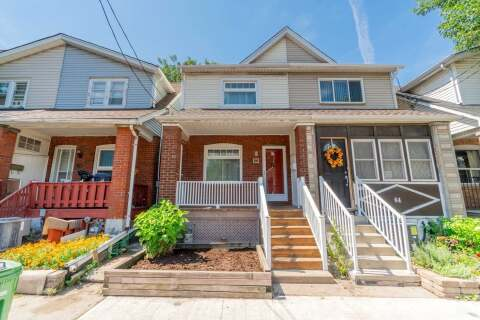 Townhouse for sale at 62 Pape Ave Toronto Ontario - MLS: E4916443
