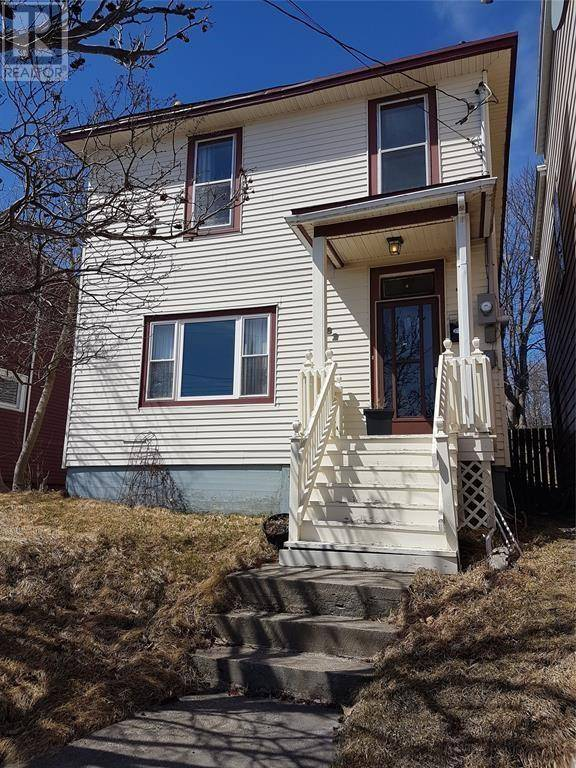 House for sale at 62 Pennywell Rd St. John's Newfoundland - MLS: 1199803