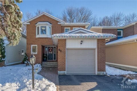 House for sale at 62 Pinetrail Cres Ottawa Ontario - MLS: 1219727