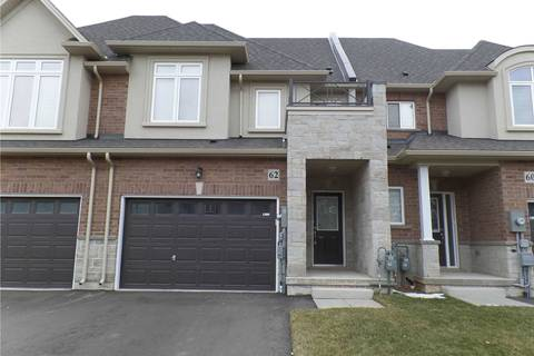 Townhouse for sale at 62 Pinot Cres Hamilton Ontario - MLS: X4697081