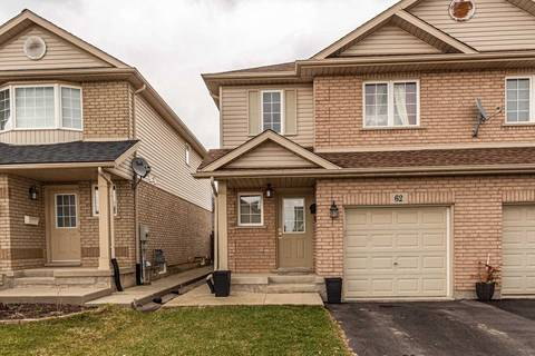 Townhouse for sale at 62 Raspberry Tr Thorold Ontario - MLS: X4726284