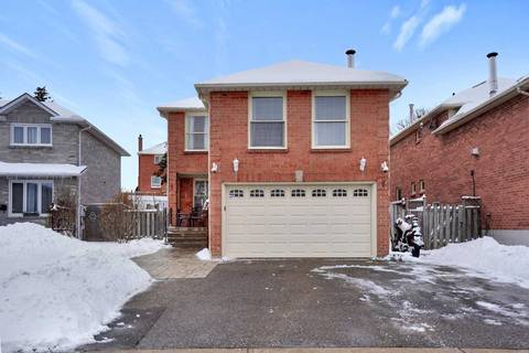 House for sale at 62 Rotherglen Rd Ajax Ontario - MLS: E4704794