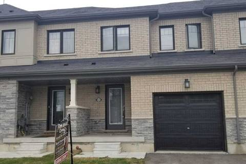 Townhouse for sale at 62 Scarletwood St Hamilton Ontario - MLS: X4599608