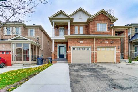 Townhouse for sale at 62 Seahorse Ave Brampton Ontario - MLS: W4454972