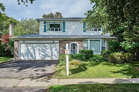 House for sale at 62 Shellamwood Tr Toronto Ontario - MLS: E4520694