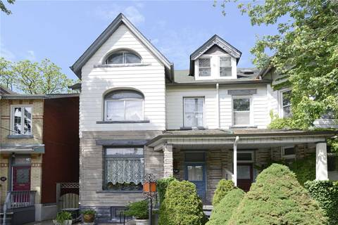 Townhouse for sale at 62 Sorauren Ave Toronto Ontario - MLS: W4489046