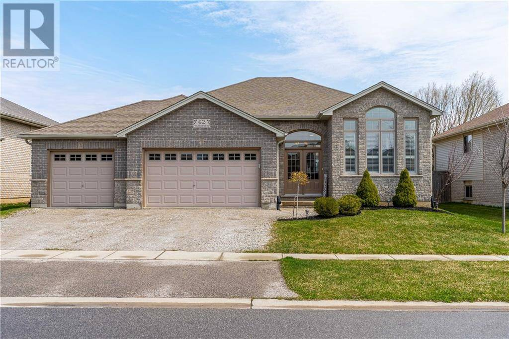 House for sale at 62 Southampton Dr St. George Ontario - MLS: 30803645