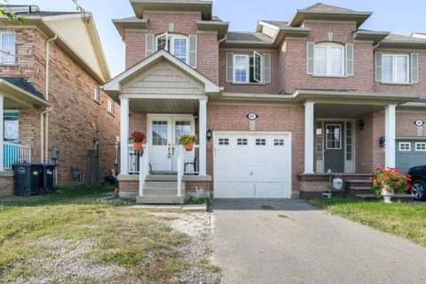 Townhouse for sale at 62 Tanasi Rd Brampton Ontario - MLS: W4536736