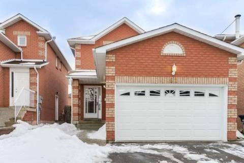 House for sale at 62 Toba Cres Brampton Ontario - MLS: W4695654