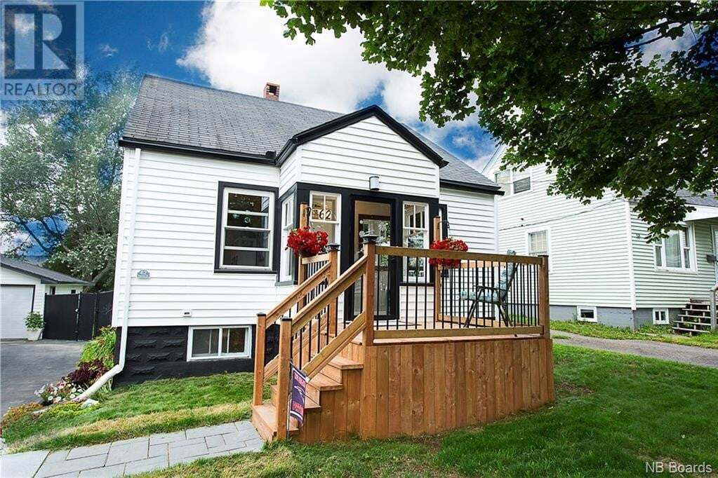 House for sale at 62 Topeka St Saint John New Brunswick - MLS: NB046408