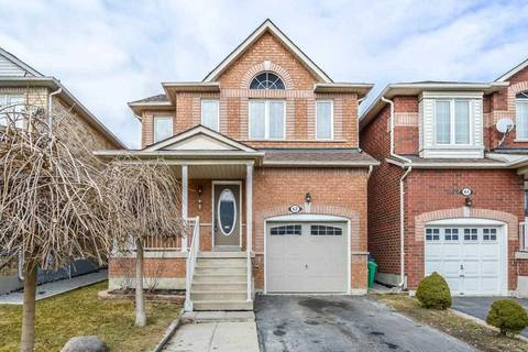 House for sale at 62 Trevino Cres Brampton Ontario - MLS: W4391509