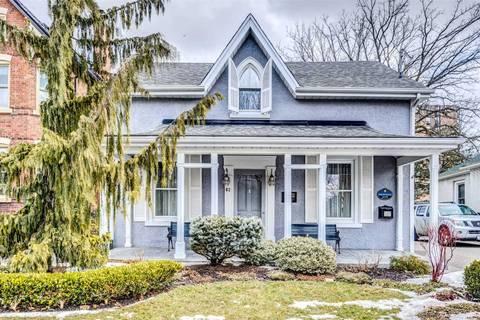 House for sale at 62 Union St Brampton Ontario - MLS: W4387016