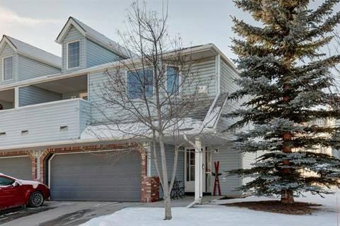 Townhouse for sale at 62 Valley Ridge Ht Northwest Calgary Alberta - MLS: C4286055