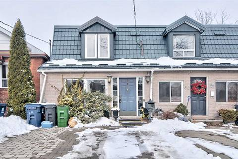 Townhouse for sale at 62 Vanevery St Toronto Ontario - MLS: W4675404