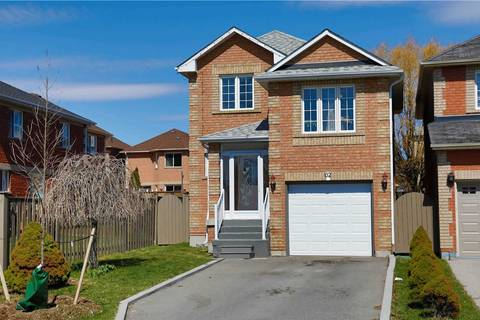 House for sale at 62 Vogue St Markham Ontario - MLS: N4738408