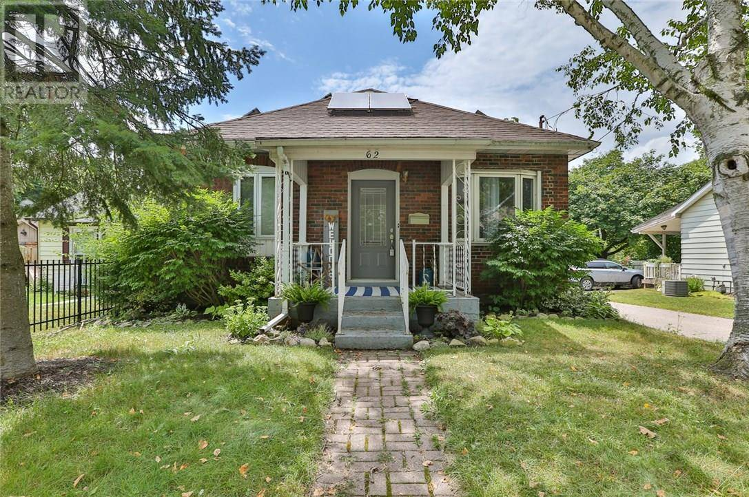 House for sale at 62 Walnut St Paris Ontario - MLS: 30747409