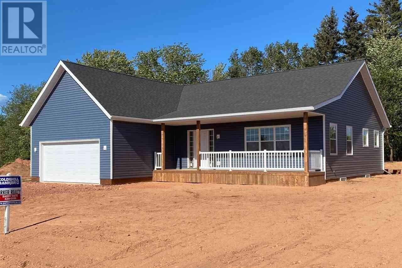 House for sale at 62 Waters Edge Ln Cornwall Prince Edward Island - MLS: 202015530