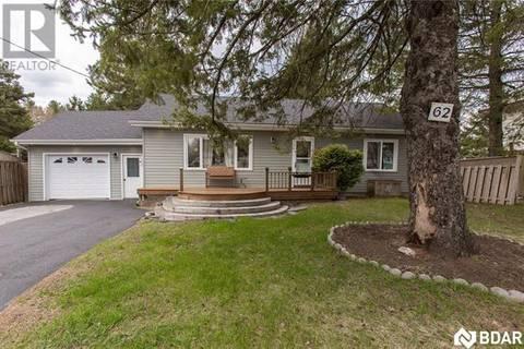 House for sale at 62 Wellington St Bracebridge Ontario - MLS: 30732154