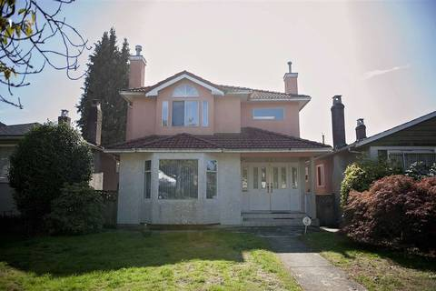 House for sale at 62 63rd Ave W Vancouver British Columbia - MLS: R2409887