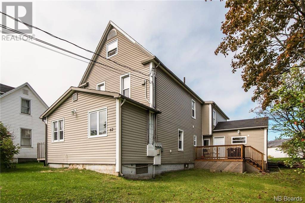 Townhouse for sale at 62 Westmorland Rd Saint John New Brunswick - MLS: NB034424