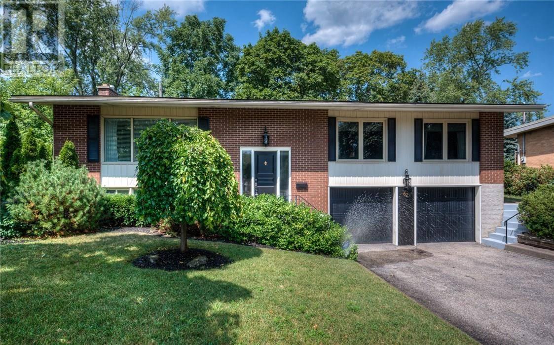 House for sale at 62 Westmount Rd South Waterloo Ontario - MLS: 30756116