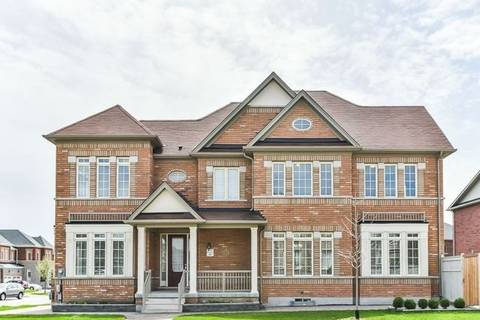 House for sale at 62 William Bartlett Dr Markham Ontario - MLS: N4442734