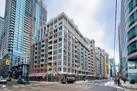 Condo for sale at 270 Wellington St Unit 620 Toronto Ontario - MLS: C4634455