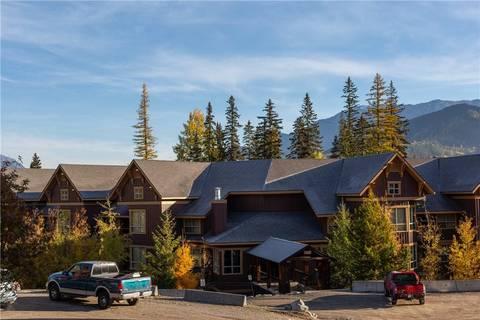 Condo for sale at 4559 Timberline Cres Unit 620 Fernie British Columbia - MLS: 2438061