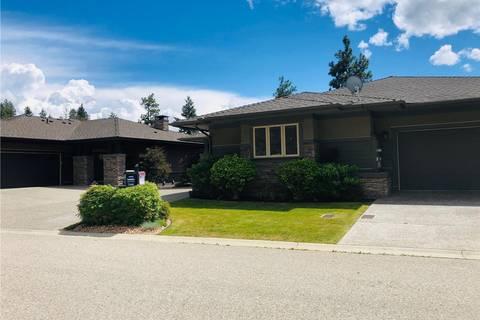 Townhouse for sale at 620 Birdie Lake Ct Vernon British Columbia - MLS: 10179832