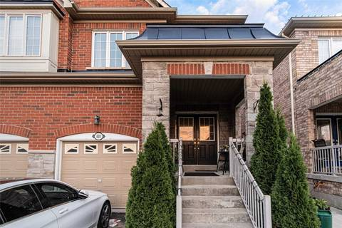 Townhouse for sale at 620 Lott Cres Milton Ontario - MLS: W4516383