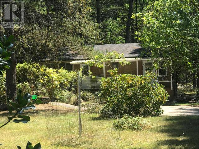 House for sale at 620 Pinewood Rd Gabriola Island British Columbia - MLS: 459330