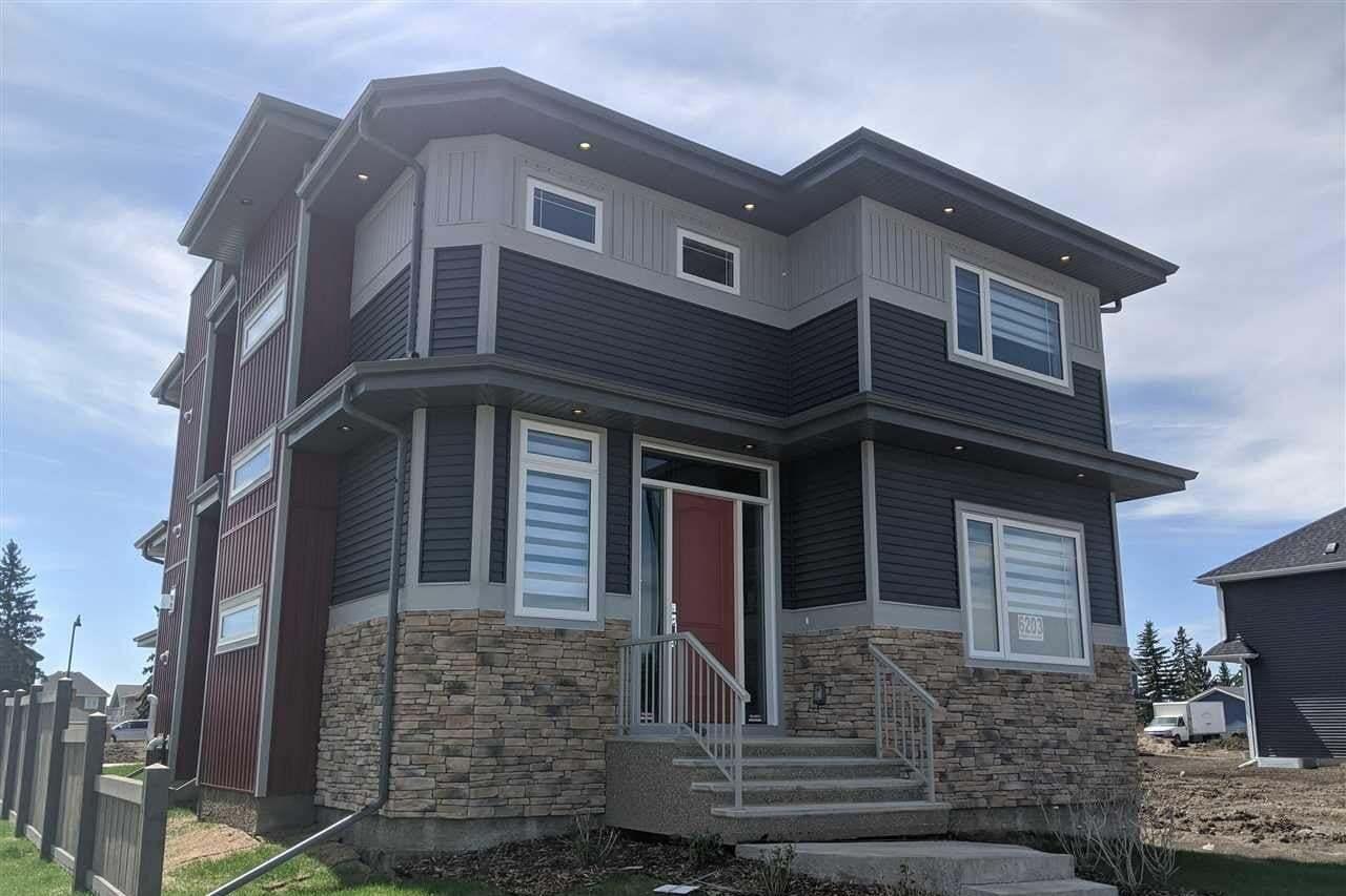 House for sale at 6203 Hampton Gray Av NW Edmonton Alberta - MLS: E4199638