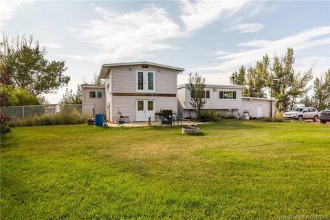 Home for sale at 62047 Range Road 212  Rural Warner Md Alberta - MLS: LD0176005