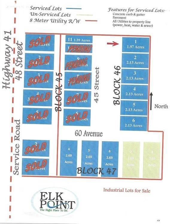 6205 45 Street, Elk Point | Image 1
