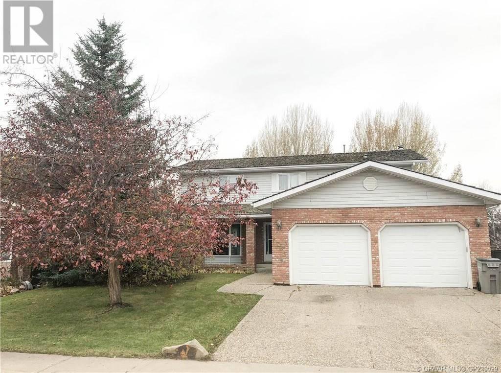 House for sale at 6206 96b St Grande Prairie Alberta - MLS: GP210529