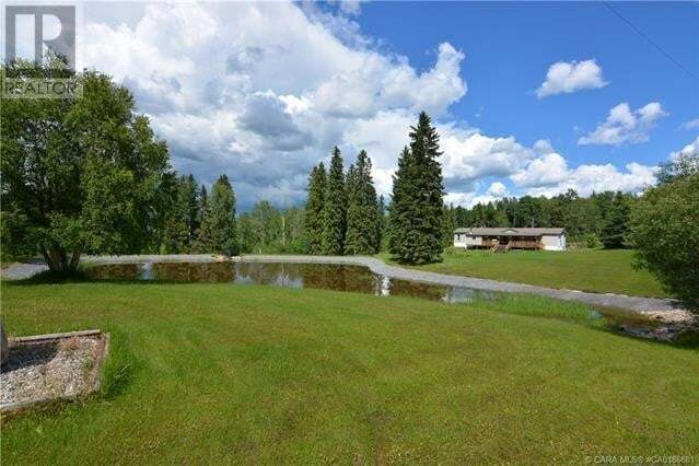 Home for sale at 6206 Township Road 43-1  Rural Clearwater County Alberta - MLS: CA0186881