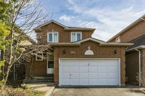 House for sale at 6208 Ford Rd Mississauga Ontario - MLS: W4729424