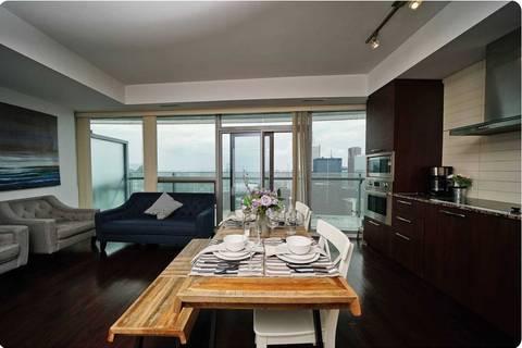 Apartment for rent at 14 York St Unit 6209 Toronto Ontario - MLS: C4750712