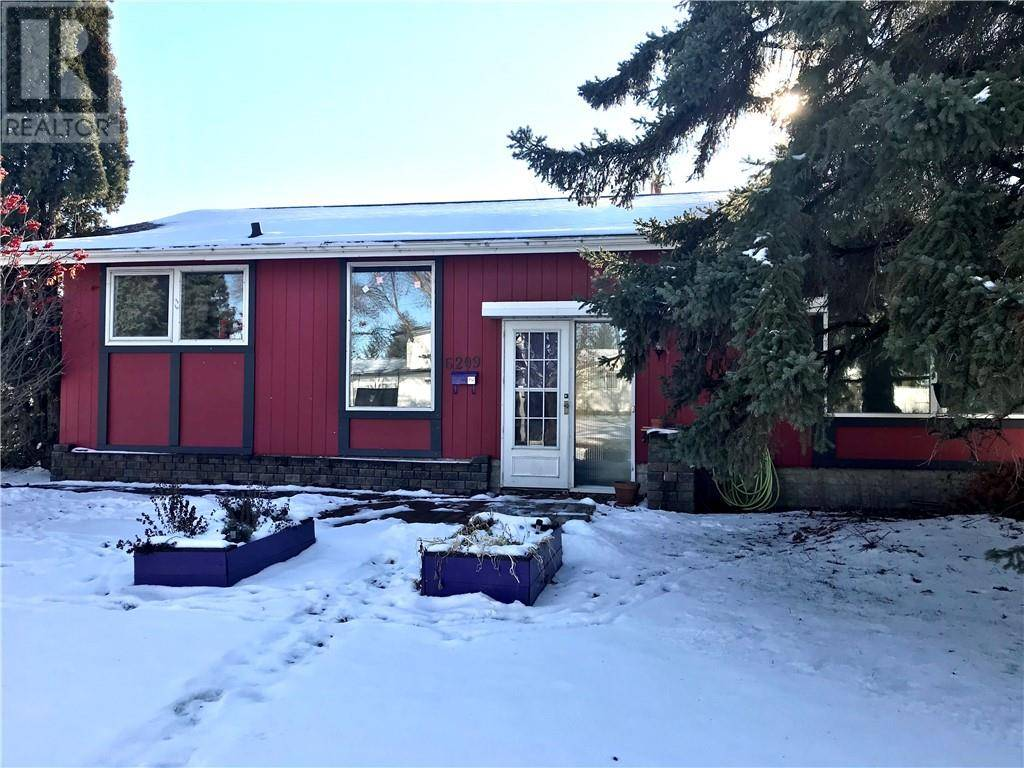 House for sale at 6209 45 Ave Camrose Alberta - MLS: ca0183564