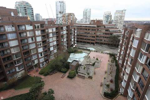 Condo for sale at 1330 Burrard St Unit 621 Vancouver British Columbia - MLS: R2296718