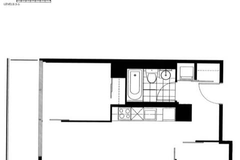 Apartment for rent at 161 Roehampton Ave Unit 621 Toronto Ontario - MLS: C4649713