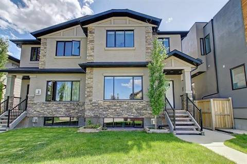 Townhouse for sale at 621 21 Ave Northeast Calgary Alberta - MLS: C4249555