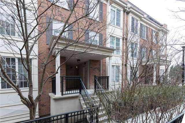 For Rent: 621 - 3 Everson Drive, Toronto, ON | 2 Bed, 2 Bath Townhouse for $2,350. See 12 photos!