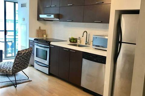 Apartment for rent at 55 Stewart St Unit 621 Toronto Ontario - MLS: C4553703