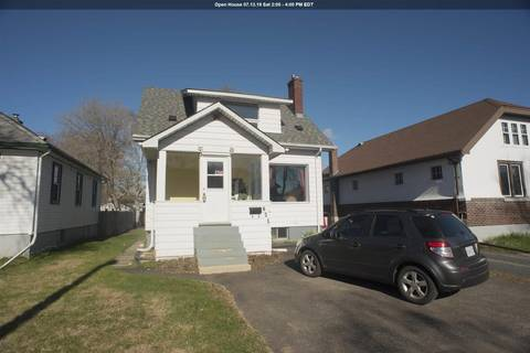 House for sale at 621 Catherine St Thunder Bay Ontario - MLS: TB190677