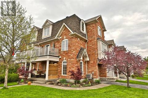 Townhouse for sale at 621 Frank Pl Milton Ontario - MLS: 30737579